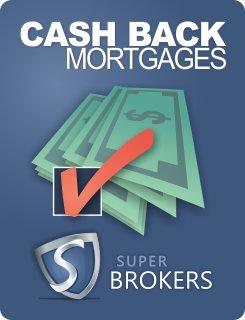 Cash Back Mortgages