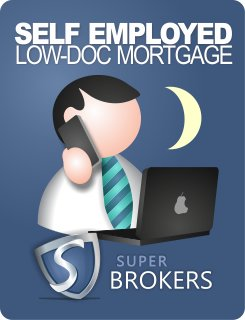 Self Employed / Low-Doc Mortgage